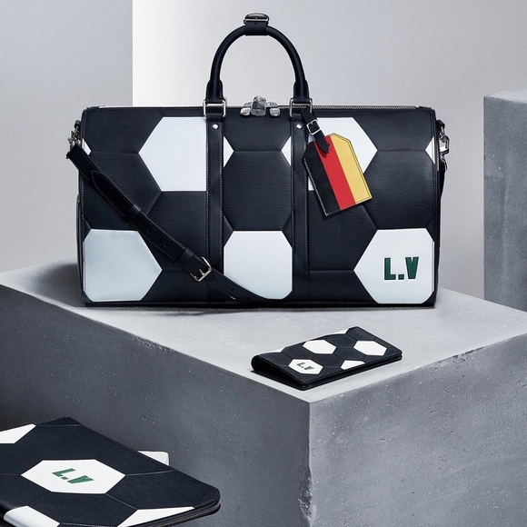 2ff529c1b9314 Loving The New World Cup Summer 2018 Line. Boutique. Louis Vuitton